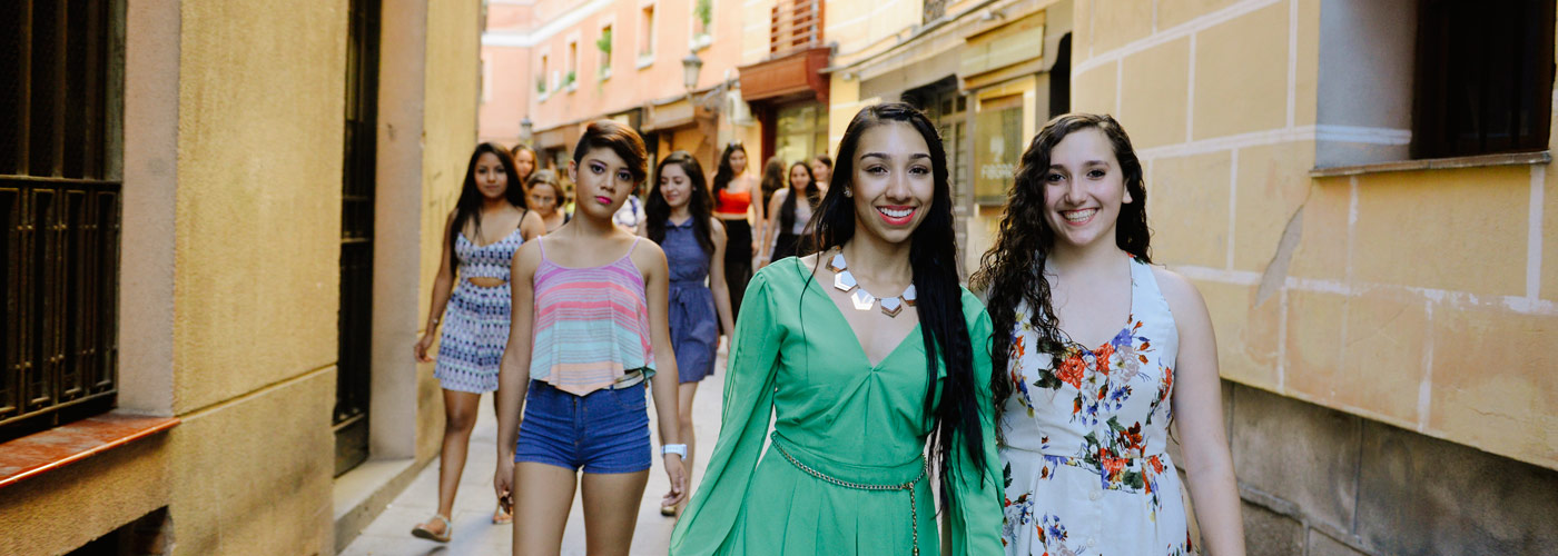 Eurojovencitas - El mejor viaje para quinceañeras a Europa en 2015 desde Monterrey México